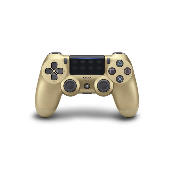 Sony Dualshock 4 V2 Gold Controller PS4 [Damaged Packaging]