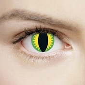 Green Dragon 1 Day Halloween Coloured Contact Lenses (MesmerEyez XtremeEyez)