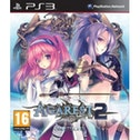 Agarest Generations Of War 2 Game PS3