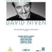 Screen Icons: David Niven DVD