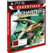 Uncharted Drakes Fortune Game (Essentials) PS3