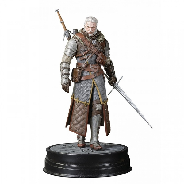 The Witcher 3 Wild Hunt Grandmaster Geralt (The Witcher 3) Ursine Figure - Image 1