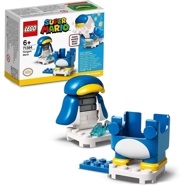 Lego Super Mario Penguin Mario Power-Up Pack Construction Set