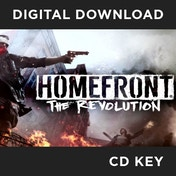 Homefront The Revolution Day One Edition PC CD Key Download for Steam