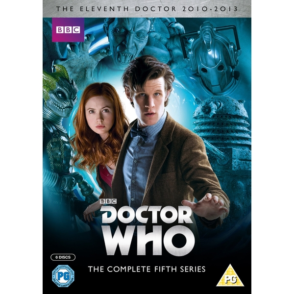 Doctor Who - The Complete Series 5 (Repack) DVD