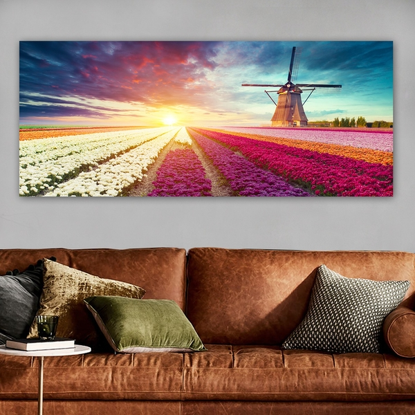YTY691552153_50120 Multicolor Decorative Canvas Painting