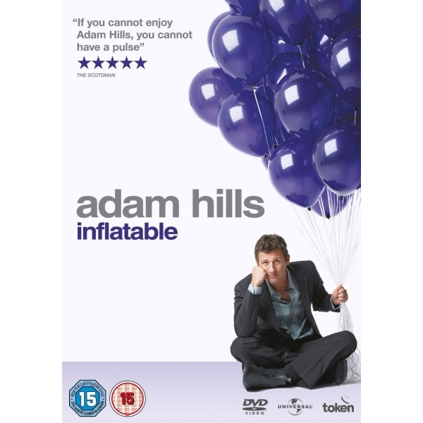 Adam Hills: Inflatable DVD