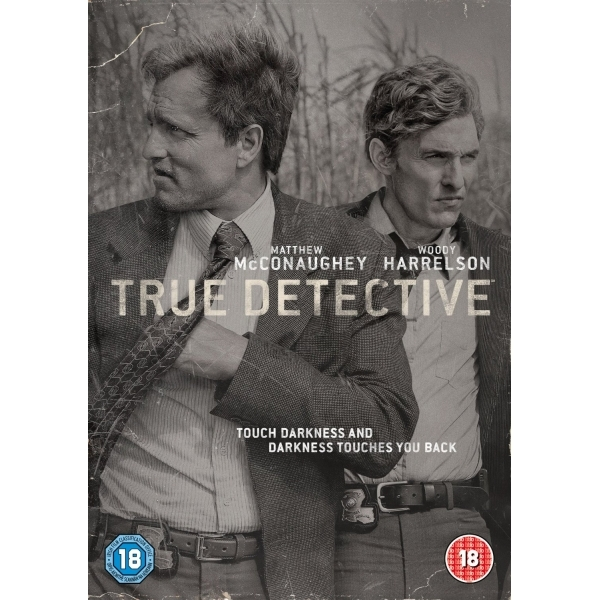 True Detective - Complete Series 1 DVD