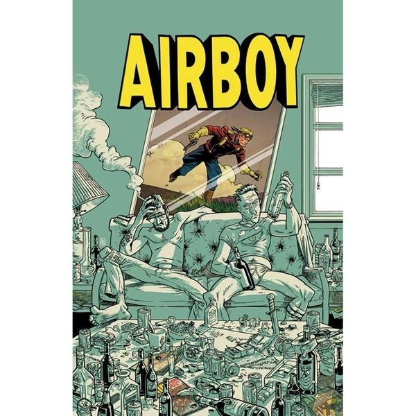 Airboy Deluxe Edition Hardcover