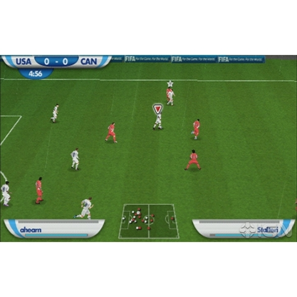 FIFA World Cup South Africa 2010 Game Xbox 360 - Image 3