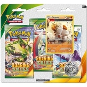 Pokemon TCG Triple Roaring Skies Booster Pack + Coin