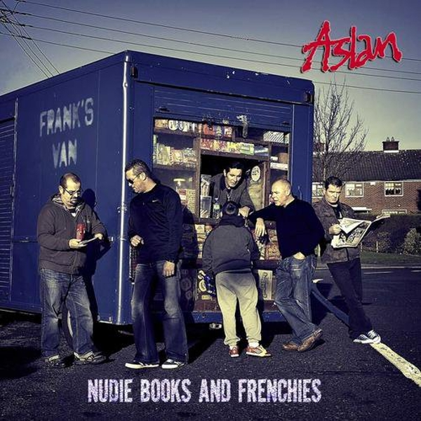 Aslan - Nudie Books And Frenchies CD