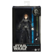 Star Wars Luke Skywalker Black Series Action Figure with Lightsaber