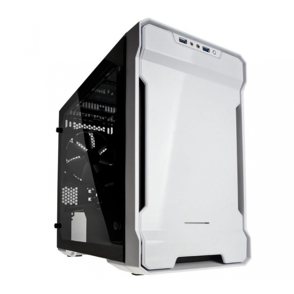 Phanteks Evolv ITX Glass Mini-ITX Case White