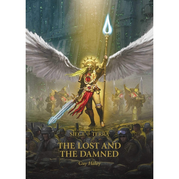 The Horus Heresy: Siege of Terra The Lost and the Damned Volume 2  Hardcover – 17 Oct 2019
