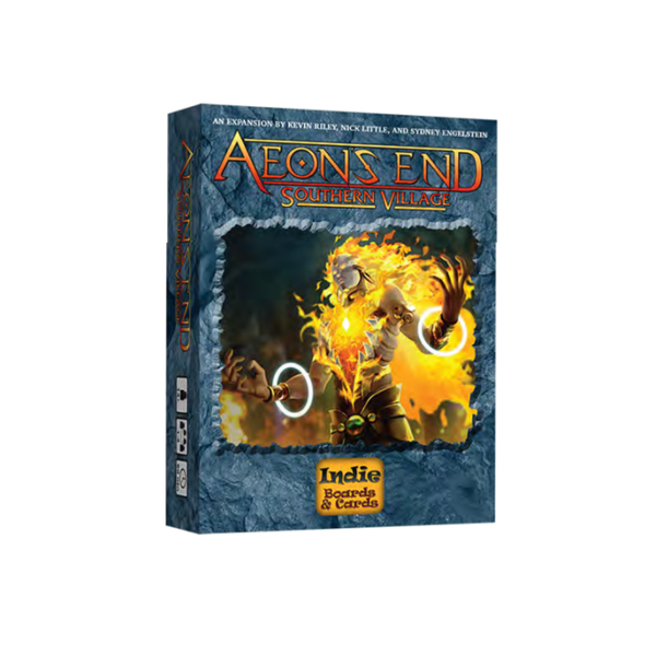 Aeon's End: Southern Village Expansion Board Game