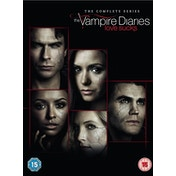 The Vampire Diaries : Seasons 1-8 Blu-ray