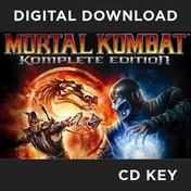 Mortal Kombat Komplete (Complete) Edition PC CD Key Download for Steam