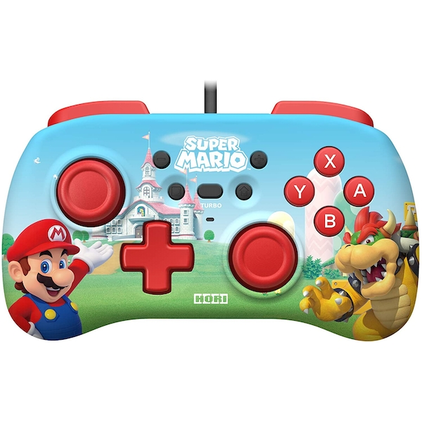 HORIPAD Mini Mario for Nintendo Switch