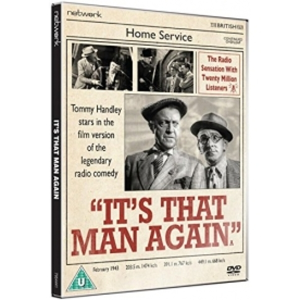 It's That Man Again DVD
