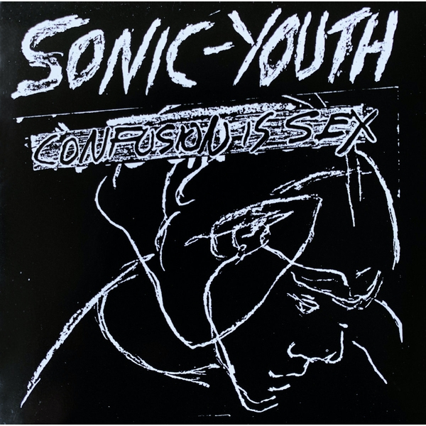 Sonic Youth – Confusion Is Sex CD