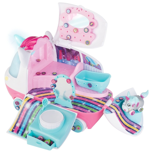 Ritzy Rollerz Dance'n'Dazzle Spa Playset with Lights and Music