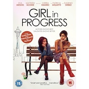 Girl In Progress DVD