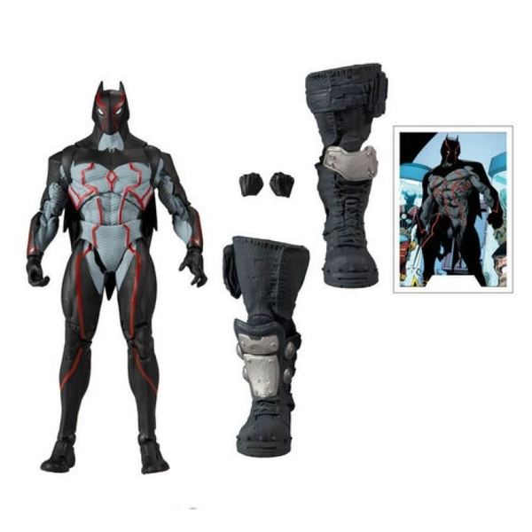 Omega (Last Knight on Earth) DC Multiverse Mcfarlane Action Figure - Image 1