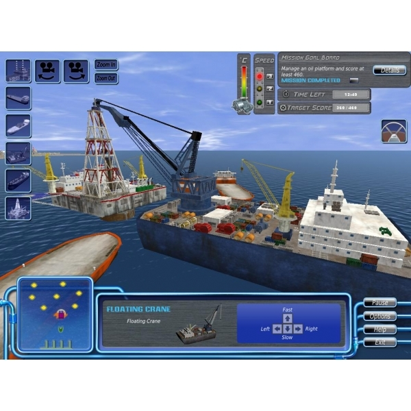 Oil Platform Simulator Game PC - Image 2