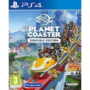 Planet Coaster Console Edition PS4 Game