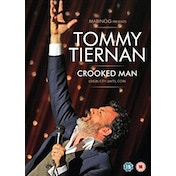 Tommy Tiernan: Crooked Man DVD