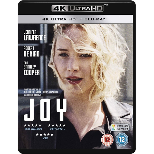 Joy 4K UHD + Blu-ray