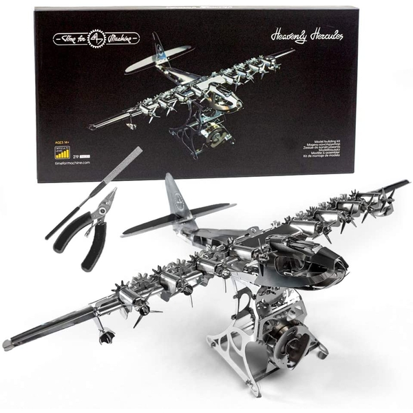 Time For Machine - Heavenly Hercules Model kit