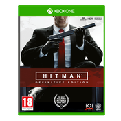 Hitman Definitive Edition Xbox One Game
