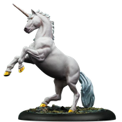Harry Potter Miniatures Adventure Game Unicorn Adventure Pack Expansion Board Game