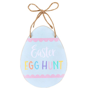 Easter Egg Hunt Hanging Sign