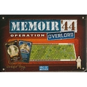 Memoir '44 Operation Overlord Board Game