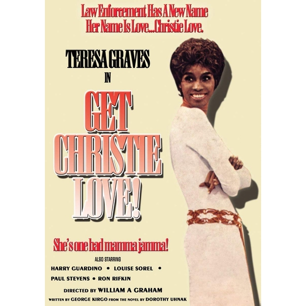 Get Christie Love DVD