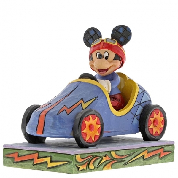 Mickey takes the Lead (Mickey Mouse) Disney Traditions Figurine