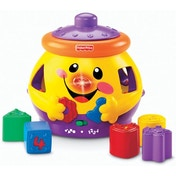 Fisher Price Cookie Shape Surprise Activity Toy