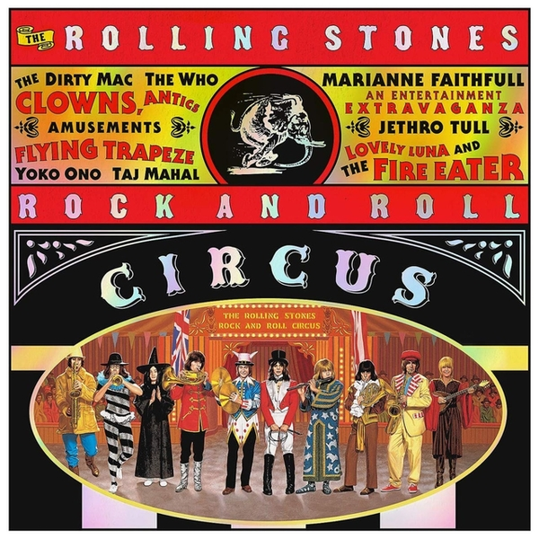 The Rolling Stones - Rock and Roll Circus Vinyl