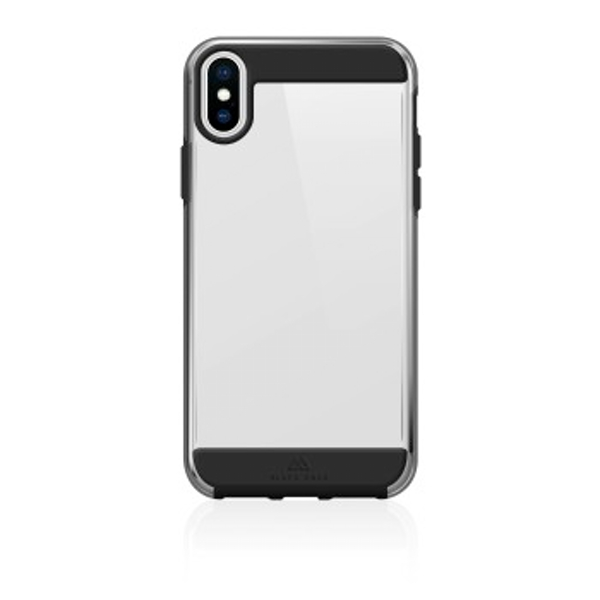 Black Rock - Air Robust Cover for Apple iPhone (2018), black (1 ACCESSORES)