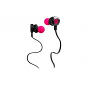 Monster Clarity HD High-Performance Earbuds - Neon Pink
