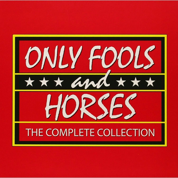 Only Fools And Horses Complete Collection DVD