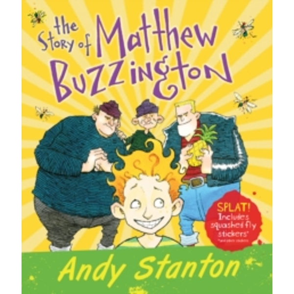 The Story Of Matthew Buzzington by Andy Stanton, Ross Collins (Paperback, 2014)