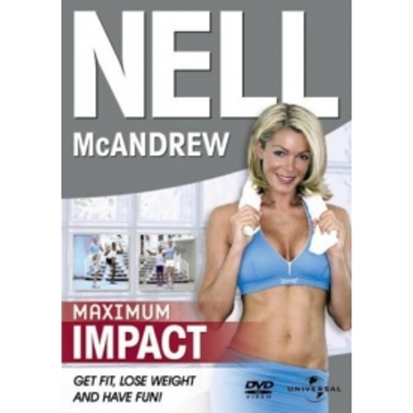 Nell Mcandrew's Maximum Impact DVD