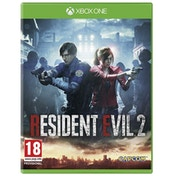 Resident Evil 2 Remake Xbox One Game (with Lenticular Sleeve)