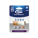 Team C143 128GB USB 3.0 Silver/Bronze USB Flash Drive