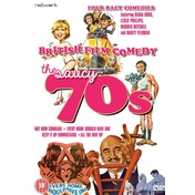 British Film Comedy: The Saucy 70s DVD