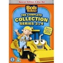 Bob The Builder Series 3 & 4 DVD
